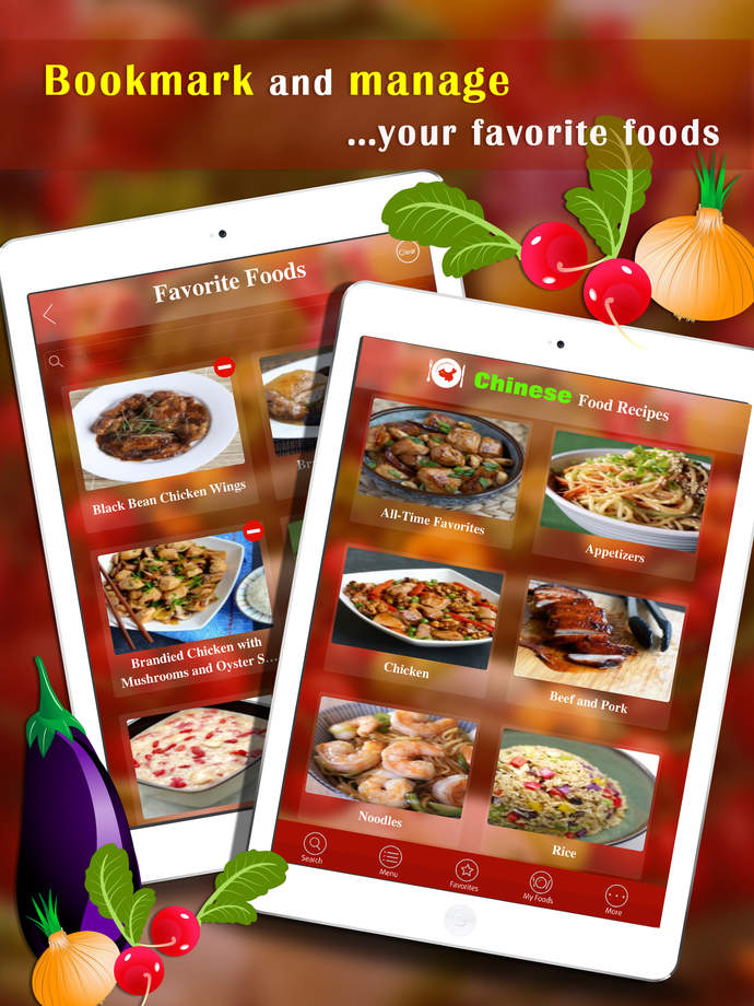 Chinese food apps top 10 apps loved by chinese foodies forumfinder Images