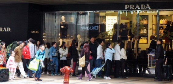 Fashion retail in China